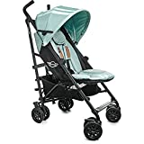 EasyWalker - Silla de Paseo Easy Walker Mini Buggy Union Jack Ice Blue...