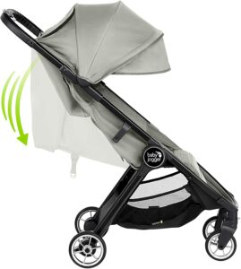 baby jogger city tour capazo