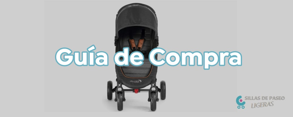 comprar baby jogger city mini 4